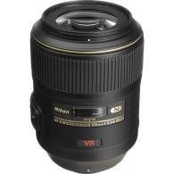 Nikon AF-S 105mm f / 2.8G IF-ED VR Micro