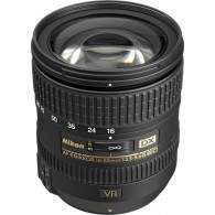 Nikon AF-S 16-85mm f / 3.5-5.6G ED DX VR