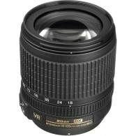 Nikon AF-S 18-105mm f / 3.5-5.6G ED DX VR