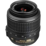 Nikon AF-S 18-55mm f / 3.5-5.6G VR
