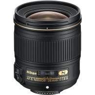 Nikon AF-S 28mm f / 1.8 G