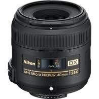 Nikon AF-S 40mm f / 2.8 G DX Micro