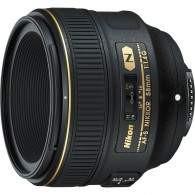 Nikon AF-S 58mm f / 1.4 G