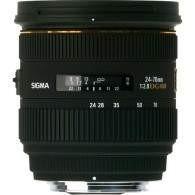 Sigma 24-70mm f / 2.8 IF EX DG HSM