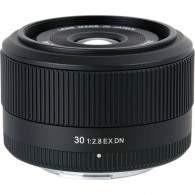 Sigma 30mm f / 2.8 EX DN