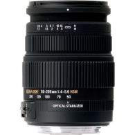 Sigma 50-200mm f / 4-5.6 DC OS HSM