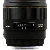 Sigma 85mm f / 1.4 EX DG HSM