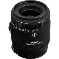 Sigma AF 70mm f / 2.8 EX DG Macro