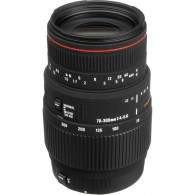 Sigma APO 70-300mm f / 4-5.6 DG Macro