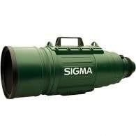 Sigma 200-500mm f / 2.8 EX DG APO IF