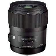 Sigma 35mm f / 1.4 DG HSM Art