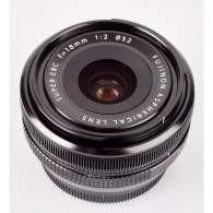Fujifilm Fujinon XF 18mm f / 2.0 R