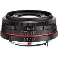 Pentax HD DA 21mm f / 3.2 AL