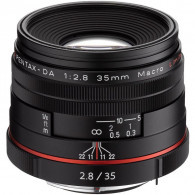 Pentax HD DA 35mm f / 2.8 Macro