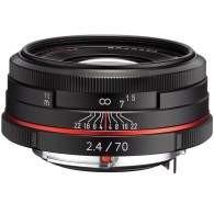 Pentax HD DA 70mm f / 2.4