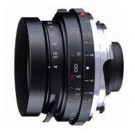 Voigtlander 21mm f / 4.0 Color Skopar
