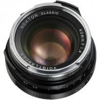 Voigtlander 40mm f / 1.4 Nokton