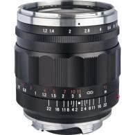 Voigtlander 35mm f / 1.2 Nokton II