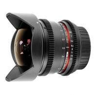 Samyang 8mm T3.8 UMC Fish-Eye CS II VDSLR for Canon