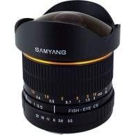 Samyang 8mm f / 3.5 fish-eye CS Multi-Coated for Sony