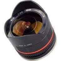 Samyang 8mm f / 2.8 UMC Fisheye for Sony NEX