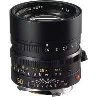 LEICA Summilux-M 50mm f / 1.4 ASPH