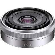 Sony 16mm f / 2.8 Wide Angle
