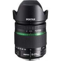 Pentax DA 18-55mm f / 3.5-5.6 AL