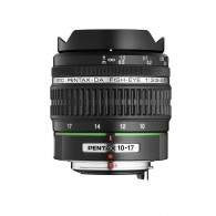 Pentax DA 10-17mm fisheye f / 3.5-4.5 ED IF