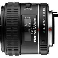 Pentax D-FA 50mm f / 2.8 Macro