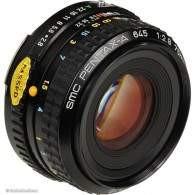 Pentax FA 645 75mm f / 2.8