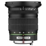 Pentax DA 12-24mm f / 4.0 ED AL / IF
