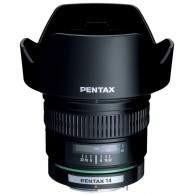 Pentax DA 14mm f / 2.8 ED / IF