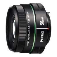 Pentax DA 50mm f/1.8