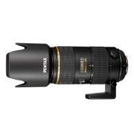 Pentax DA 60-250mm f / 4 SDM