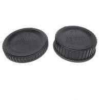 Nikon Front Cover & Rear Lens Cap for Nikon