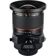 Samyang 24mm f / 3.5 ED AS UMC