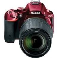 Nikon D5500 Kit 18-400mm