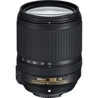 Nikon AF-S DX Nikkor 18-140mm f / 3.5-5.6 G ED VR