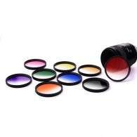 XCSOURCE 52mm LF348 Graduated Color
