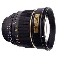 Samyang 85mm f / 1.4 IF