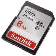 SanDisk Ultra SDHC Class 10 8GB