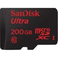 SanDisk Ultra microSDXC Class10 200GB 90MB / s
