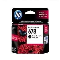 HP 678-CZ107AA Black