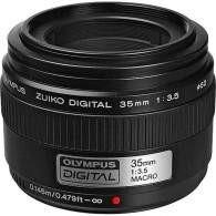 Olympus M.Zuiko 35mm f / 3.5 Macro ED