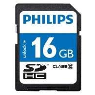 Philips microSDHC Class 10 16GB