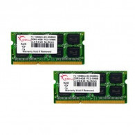 VISIPRO SO-DIMM 4GB DDR3 PC10600