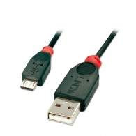 LINDY Reversible Type A to Micro-B USB 2M