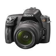 Sony A-mount DSLR A290L Kit 18-55mm