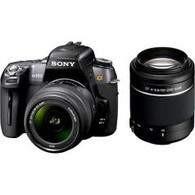 Sony A-mount DSLR A550Y Kit